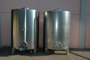 Stainless Steel Tank for Wine
