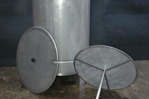 Stainless Steel Food Tank
