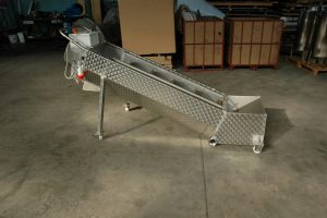Custom Stainless Steel Machine