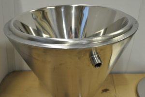Stainless Steel Cones with Interspace