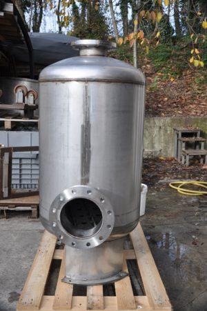 high-pressure tanks